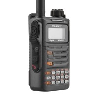 YAESU FT-70DR Ricetrasmettitore Dual Band Digital Walkie-talkie Radio Transceiver 70D C4FM/FM 144/430MHz