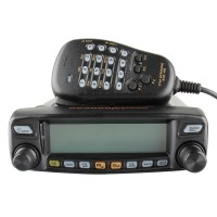 YAESU FTM-100DR 50W Mobile Radio C4FM/FDMA/FM Analog 144/430MHz Dual Band Digital Transceiver