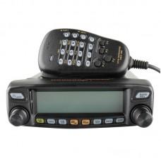 YAESU FTM-100DR 50W Mobile Radio C4FM/FDMA/FM Analog 144/430MHz Dual Band Digital Transceiver