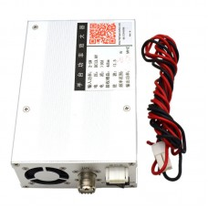 30W UHF 400-470MHZ Ham Radio Power Amplifier for Interphone DMR DPMR P25 C4FM