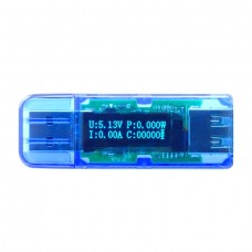RD USB 2.0 Meter High Precision OLED USB Voltage Current Power Tester