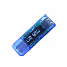 RD USB OLED USB Tester Support QC2.0 Fast Charge Standard Edition