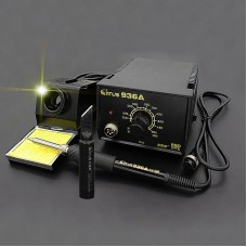 936A Soldering Station Electric Iron Welding 60W Soldering Rework Repair Tool 220V
