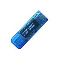 USB 3.0H White OLED Detector USB Voltmeter Ammeter Power Capacity Tester 3.7V-13V