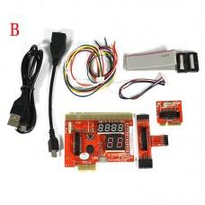 KQCPET6 V6 Upgraded B Type Laptop Desktop PC Universal Diagnostic Test Debug Support PCI/PCI-E/LPC/Mini PCIE