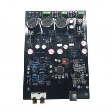 XMOS U8+AK4495SEQ USB Decode Board  AK4495SEQ OP AD827 LT1963-3.3