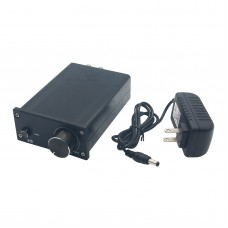 ZHILAI K3 TPA3118 DC12V Aluminum Digital HIFI T-Amp Mini Stereo Amplifier Pro Audio Equipment with Power Supply