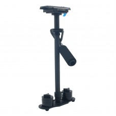YELANGU S60T Retractable Carbon Fiber Video Camera Stabilizer Steadicam for 5D2 5D3 DSLR Video Cameras