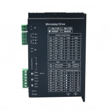 MA806 Microstep Driver Stepper Motor Controller for 57 86 Series CNC Engraving Machine