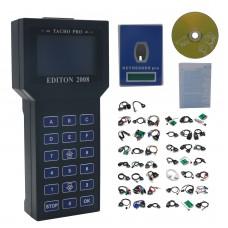 Tacho Pro 2008 Unlock Odometer Mileage Correction Universal Dash Programmer 07/2008