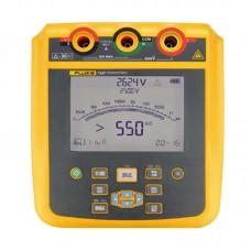 FLUKE F1537 Insulation Resistance Tester 2500V 5mA Circuit Detection 500Gohm