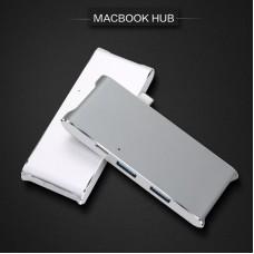 Type-C HUB+ 4K Display USB3.1 HDMI USB3.0 Ports Charge HUB Card Reader MACBOOK Converter EMC YC-204
