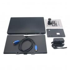 A12 12.5 Inch Camera Broadcast Monitor Ultra HD 3840x2160 4K HDMI 8bit IPS Panel