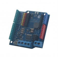 YFROBOT PM-R3 Smart Car Driver Board Arduino Developing Expansion Board Multi-function Motor Driver Board
