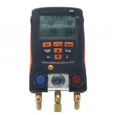 Plastic Refrigeration 549 Digital Manifold HVAC Gauge System Meter 0560 0550