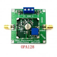 OPA128 Electrometer Grade Operational Amplifier Gain 110dB