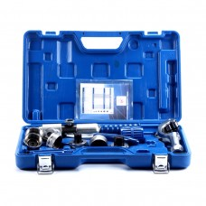CT-300A Hydraulic Tube Expander Swaging 7 Lever Tubing Expander Tools Kit HVAC