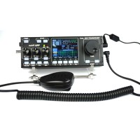 Ham Radio FM Broadcast Station 10W 1-30M All Mode MCHF HF QRP Transceiver