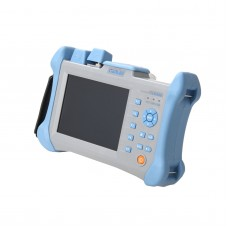 "ODTR TLO300 Optical Time Dmain Reflectometer 5.6"" TFT 10mW Visual Fault Locator"