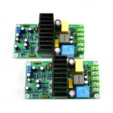 2PCS L15D-PRO IRS2092S Audio Amplifier Board 300W Class D 2-channel Digital Amplifier Board 300W
