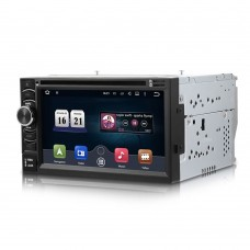 6116G 2 Din Wince 6.0 Car DVD Player 6.5 inch Touch Screen FM AM AUX EUROPE MAP