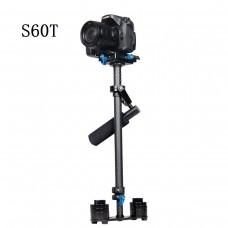 YELANGU S60T Carbon Fiber Camera Stabilizer Handheld Flexible Balance Steadicam