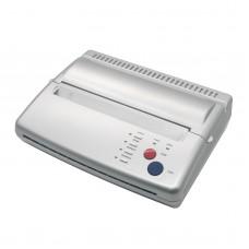 Pro Silver Tattoo Transfer Copier Printer Machine Thermal Stencil Paper Maker Portable Mini Printer