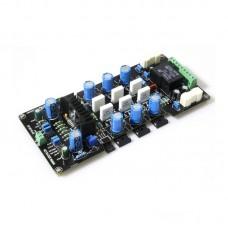 LME49830+ IRFP240 IRFP9240 300W Mono FET Power Amplfier Board High-end Pure Class