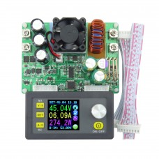 Power Supply Module Buck Voltage Converter Constant Voltage Current Step-Down Programmable LCD Voltmeter DPS5015