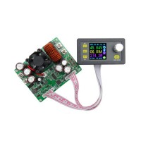 Power Supply Module Buck Voltage Converter Constant Voltage Current Step-Down Programmable LCD Voltmeter DPS5020