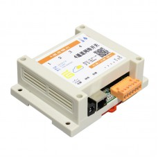4-channel Network Relay Switch Local Remote GPRS Mobile WEB Control Software Temperature Humidity