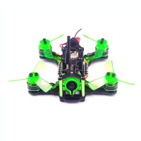 Happymodel Mantis85 85mm FPV Racing Drone w/ Supers_F4 6A BLHELI_S 5.8G BNF Flysky Version