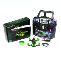 Happymodel Mantis85 RTF Kit 85mm FPV Racing Drone w/Supers_F4 6A BLHELI_S 5.8G 25MW 48CH 600TVL