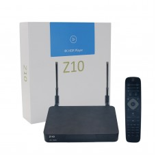 Z10 4K HDR Media Player Android6.0 4-core 64-bit BT4.0 Bluetooth 3840x2160 2G+8G
