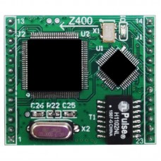 4-channel Serial Device Server Module TTL to RJ45/RS485/RS232 ZQWL-EthRS-Z4