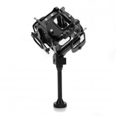 360 720 Degree Panorama Shooting Bracket VR Spherical Video Pan-Shot Panoramic Support for GoPro Hero 5 Camera