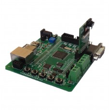 STM32F107 Development Board Ethernet RC522 Dual CAN 485 Zigbee