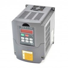 Updated HY 5.5KW 7.6HP 25A 220V VFD Variable Frequency Drive Inverter