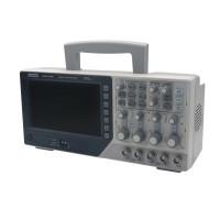 Hantek DSO4084B Digital Oscilloscope Storage Bench Type 4 CH 64K 1GS/s 80MHz Bandwidth