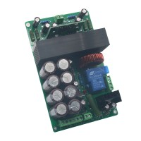 HIFI IRS2092 +IRFB4227 Mono Class D Power AMP Amplifier board 1000W ±65V--±80V