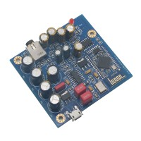 CSR64215 Bluetooth 4.2 Decode Board DAC ES9023 I2S Decoding HIFI AD823 APTX for Earphone Amplifer active Speaker DIY