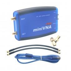VNA 100K-200MHz Vector Network Analyzer MiniVNA PRO VHF/NFC/RFID RF Antenna Analyzer VNA Signal Generator SWR/S-Parameter/Smith