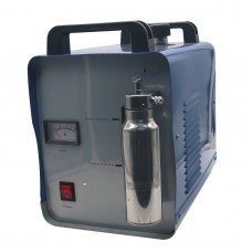75L Oxygen Hydrogen Water Acrylic Flame Polishing Machine Welder Torch Polisher