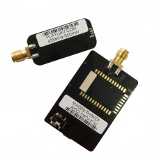 1 Pair PlayUav 433MHz-500mW Wireless Data Transceiver Moduel Transmitter Receiver 5db Small Antenna