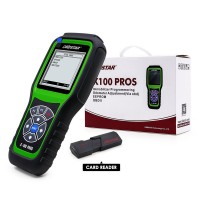 OBDSTAR X100 PROS D Type Auto Odometer Correction Tool and OBD Software Function