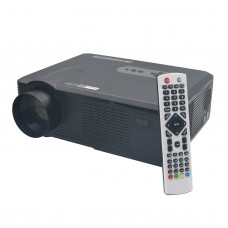Excelvan CL720D LED Projector 3000LM 1280 x 800 with Digital TV for Home Theatre