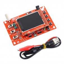 "DSO138 2.4"" TFT Digital Oscilloscope Acrylic Case DIY Kit SMD Soldered New R2C0"