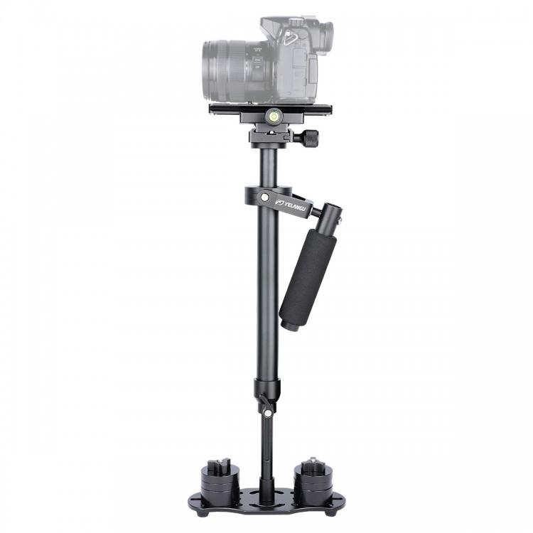 S60n Aluminum Alloy Photography Handheld Steady Stabilizer