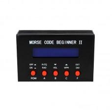 CW Trainers Telegraphy Short-wave Radio Transceiver Morse Code Beginner II