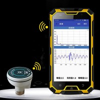 Intelligent Bearing Fault Diagnostic Meter Digital Vibration Analyzer Spot Checking Instrument